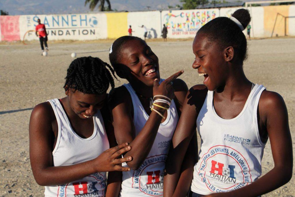 haitian initiative the sanneh foundation